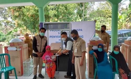 Di Tengah Pandemi, Wanita Disabilitas di Bondowoso Dibantu Alat Usaha Dagang