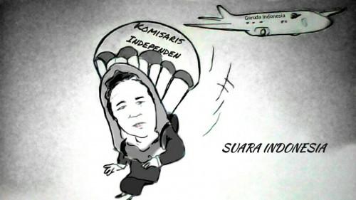 Yeni Wahid Mundur dari Komisaris Independen PT Garuda Indonesia, Ini Alasannya