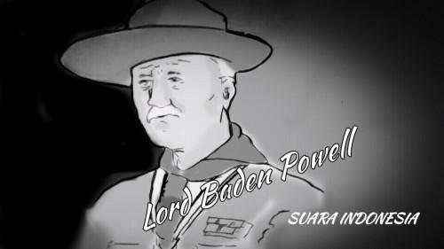 Mengenal Lord Baden Powell di Hari Pramuka, Bapak Pandu Dunia