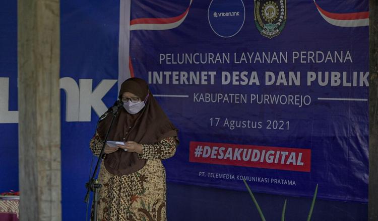 Internet Murah Purworejo Cara Pemkab Atasi Blanks Spot