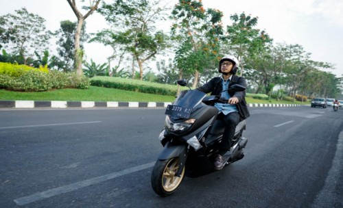 Yamaha Jatim: NMAX 155 Generasi Pertama Masih Jadi Primadona