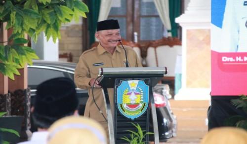 Terbitkan Surat Edaran, Bupati Situbondo Minta OPD Hatamkan Al-Qur'an untuk Lawan Covid-19