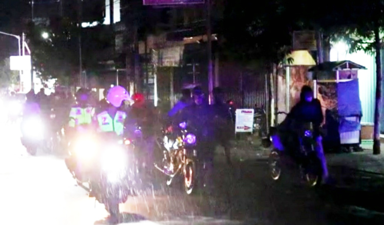 Nekad Adu Kecepatan di Masa PPKM, Puluhan Pemuda di Blitar Diamankan Polisi