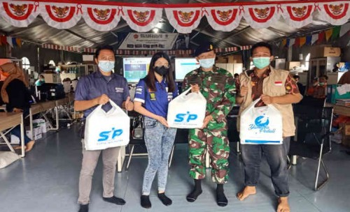 Yamaha Jatim Apresiasi Petugas RS. Lapangan Indrapura