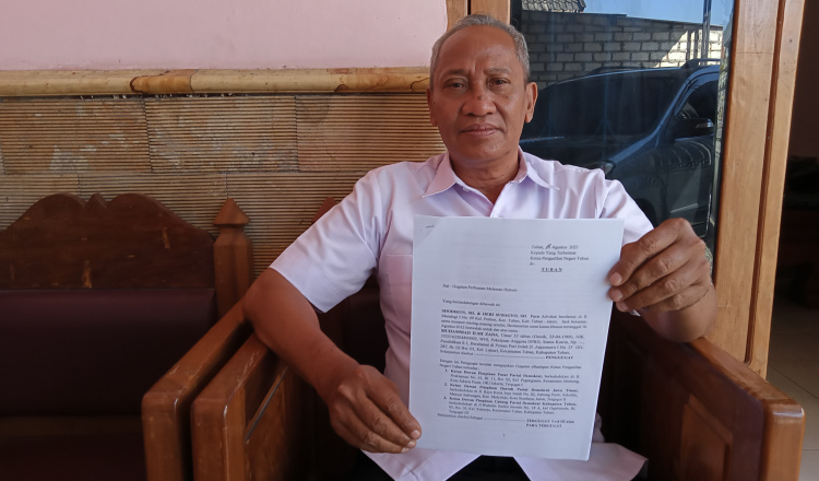 Dinilai Lakukan PAW Sepihak, Anggota DPRD Tuban Gugat Partai Demokrat ke Pengadilan Negeri