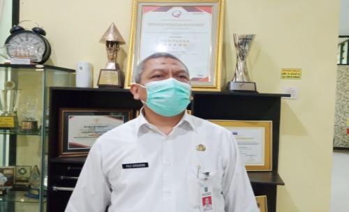 Kunjungan Pasien Covid 19, di RSUD Jombang Menurun Drastis