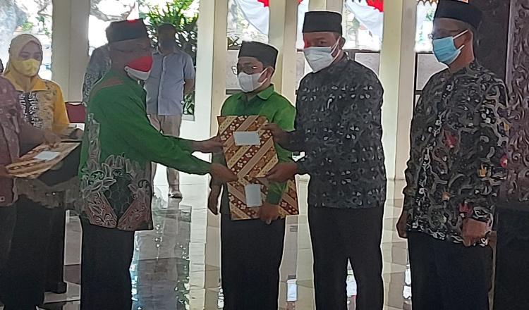 Bupati Bondowoso Tegaskan TP2D Dibentuk Tuk Bantu Jalankan Visi Misi Pemerintah