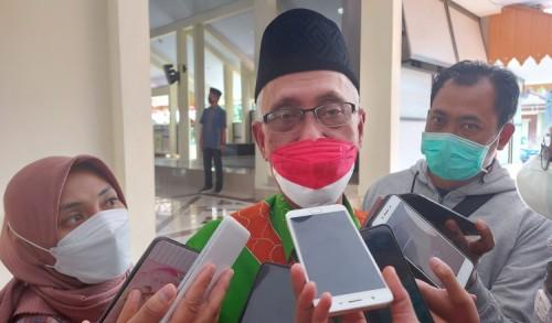 Bupati Bondowoso Tegaskan yang Bubarkan DRD Perpres 112/2020