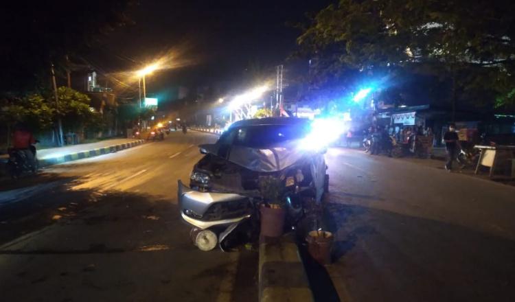 Mobil vs Motor di Jayapura, Satu Meninggal, Dua Luka-luka