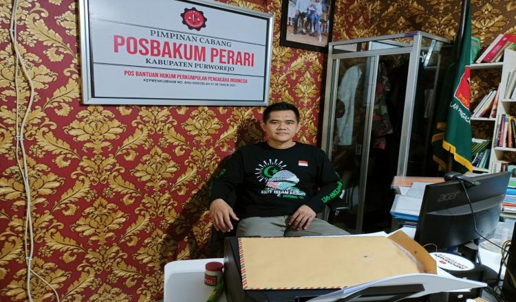Tersangka Kasus Korupsi Propendakin di Purworejo Minta Keadilan