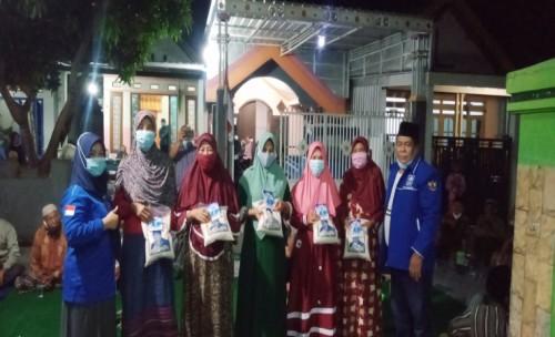 DPD PAN Jombang Lakukan Istighosah, Tahlil Serta Baksos di Kesamben Jombang