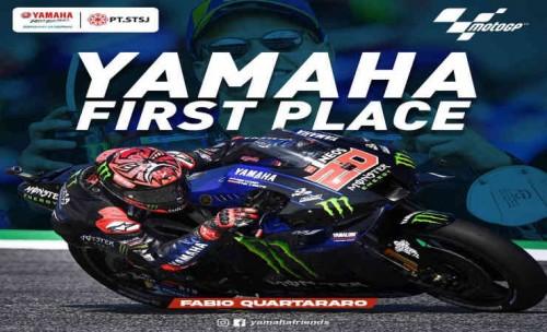 Fabio Quartararo Juara MotoGP Inggris, Yamaha Jatim: Kami Terus Beri Dukungan