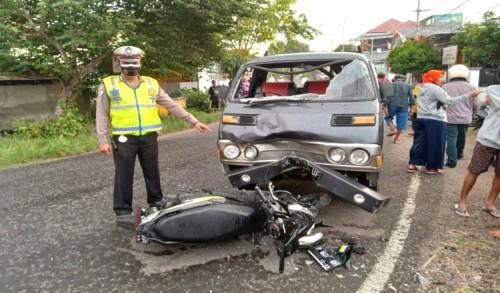 Penerapan PPKM Turunkan Angka Kecelakaan Lalu Lintas di Banyuwangi