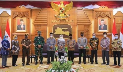 Wabub Ditunjuk Jadi Plt Bupati Probolinggo, Pesan Gubernur Jatim