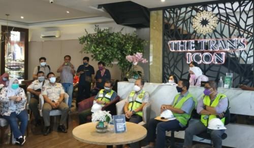 Komisi A Sidak ke The Trans Icon Surabaya, Warga Tuntut Kompensasi