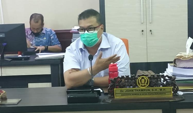 Meski Surabaya Sudah Zona Kuning, Dewan Ingatkan Semua Elemen Tetap Jaga Prokes