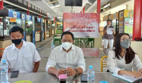 Ingin Bangkit dari Pandemi, Pelaku SWK se-Surabaya Adakan Forum Diskusi
