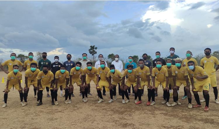 Satu Grup dengan Tuan Rumah dan Juara Bertahan, NTT Siap Hadapi 11 Tim