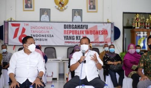 Pemkot dan Dewan Surabaya Gandeng Pelaku UMKM Demi Wujudkan Pemulihan Ekonomi