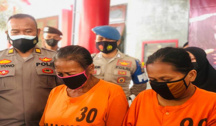 Nekat Nyuri di Blitar, Ibu Rumah Tanggal Asal Malang Diringkus Polisi