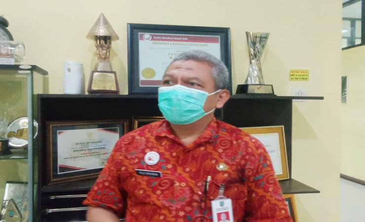 Angka Covid 19 di Jombang Menurun Keterisian BOR di RSUD Turun Drastis