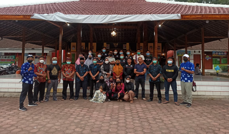 Mantap, Desa Wisata Semen 'KWE Puspa Jagad' Blitar Sabet Juara 3 Desa Wisata Award 2021