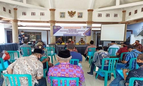 Brantas Rokok Ilegal, Begini Cara Dinas Kominfo Kabupaten Jombang dan Bea Cukai Kediri