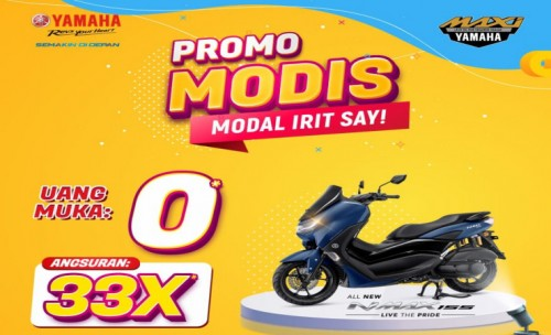 Promo Modis Rp 0 Rupiah Ala Yamaha Jatim