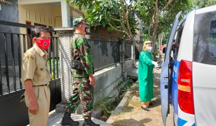 Satgas Covid-19 Kota Madiun Targetkan PPKM level 2