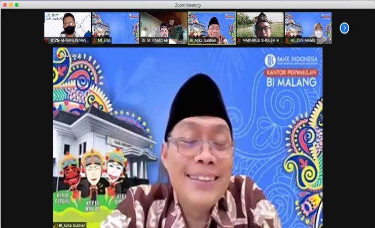 Komitmen Dampingi Pelaku UKM, MES dan BI Malang Gelar Silaturahmi