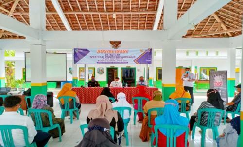 Dinas Kominfo Kabupaten Jombang dan Bea Cukai Kediri Kembali Sosialisasi Cukai Hasil Tembakau
