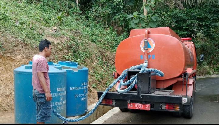 Puluhan Desa Kekeringan, Pemkab Purworejo Siap Bantu Air Bersih