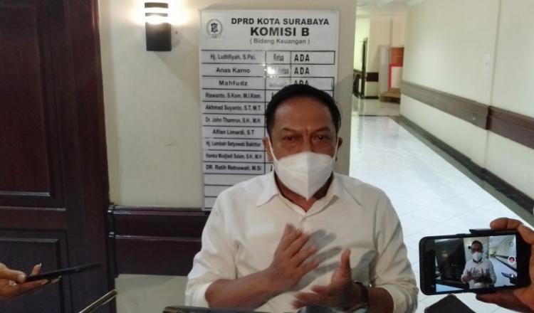 Efek Sistem Macet, Aplikasi Izin Usaha di Surabaya Tersendat, Komisi B: Harus Ada Solusi