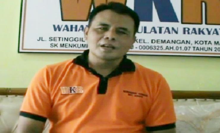 LSM WKR Ancam Laporkan Penyidik Polres Madiun Kota ke Kekompolnas