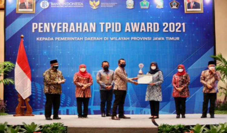 Dua Tahun Berturut, Banyuwangi Kembali Raih TPID Terbaik se Jawa-Bali