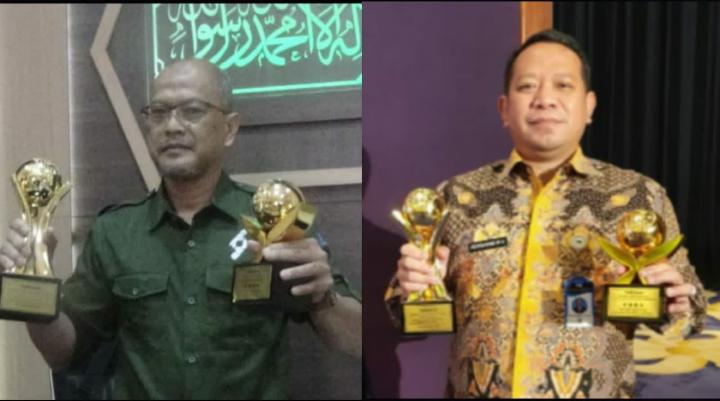 Dua BUMD Purworejo Raih Top BUMD Award 2021