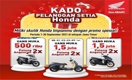 MPM Beri Kado Spesial, Yuk Dapatkan Skutik Honda Impianmu
