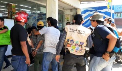 Babak Baru Penangkapan Kurir Sabu 1,5 Kilogram di Indomaret Tuban, Tersangka Jalani Sidang Perdana