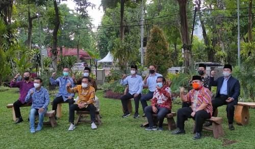 Parpol di Surabaya Semakin Intens Jalin Sinergi Bersama Pemkot