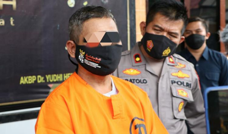 Mengaku Bisa Sembuhkan Penyakit, Dukun Gadungan Asal Bekasi Diamankan Polres Blitar Kota