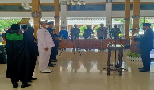 Mutasi Sejumlah Pejabat, Bupati Ngawi: Wujud Visi Misi