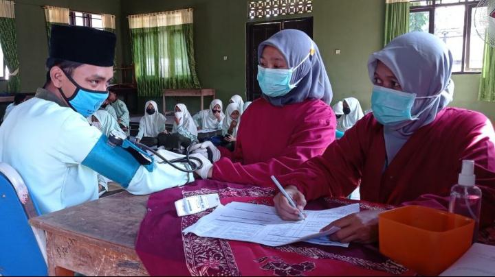 Jelang Pembelajaran Tatap Muka, Kemenag Purworejo Kebut Vaksinasi Pelajar
