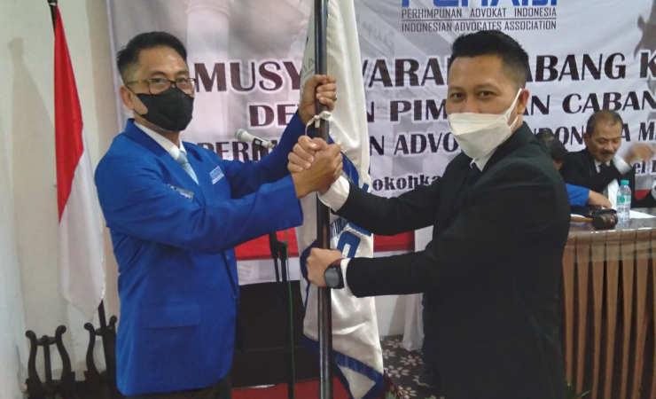 Ketua DPC Peradi Madiun Terpilih Secara Aklamasi