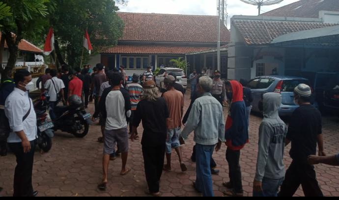 Tanyakan Proges Pelaporan Kasus Dugaan Penyalahgunaan DD, Warga di Purworejo Datangi Inspektorat