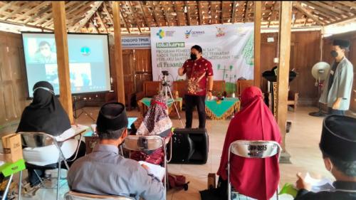Tingkatkan Kesadaran Perilaku Hidup Sehat, 5 Ponpes di Purworejo Jadi Kader Penanganan TBC