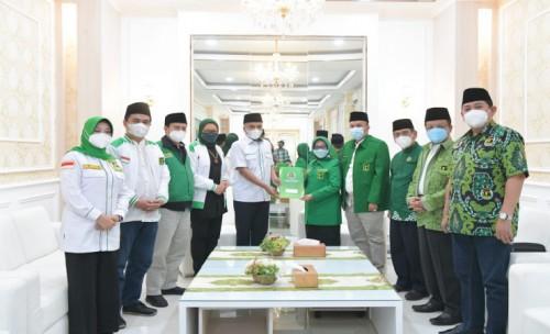Bupati Jombang Mundjidah Wahab Nakhodai DPW PPP Jatim