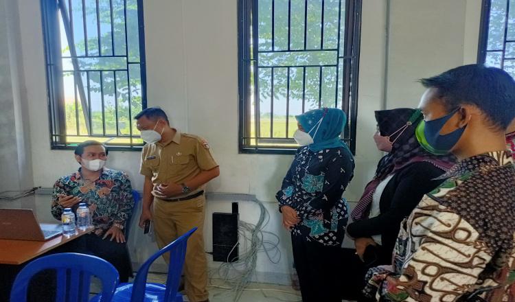 Terkendala Jaringan Internet, Ujian ANBK Kejar Paket C di Ngawi Terganggu