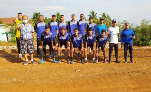 Sambut Kompetisi Liga 3 ,Club Rajawali Biru Jombang Terus Asah Ketrampilan dan Fisik .