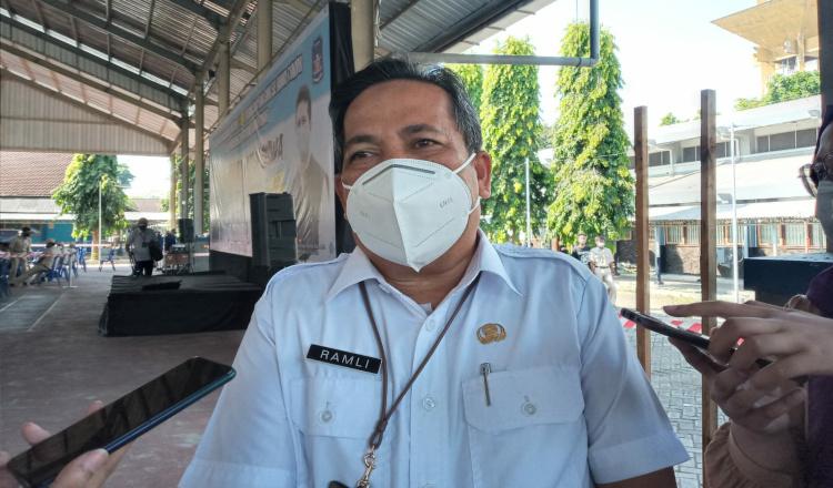 Ribuan Siswa SMA/SMK di Blitar Telah Disuntik Vaksin Covid 19