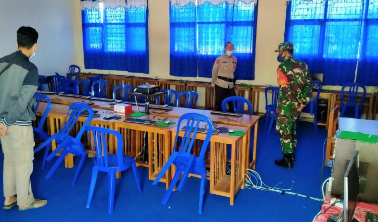 SMAN 1 Widodaren Ngawi Dibobol Maling, Kerugian Capai Ratusan Juta Rupiah